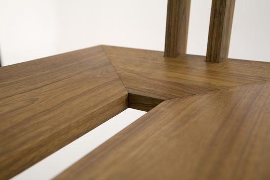 der zinkenbiber news freischwinger in holz. Black Bedroom Furniture Sets. Home Design Ideas