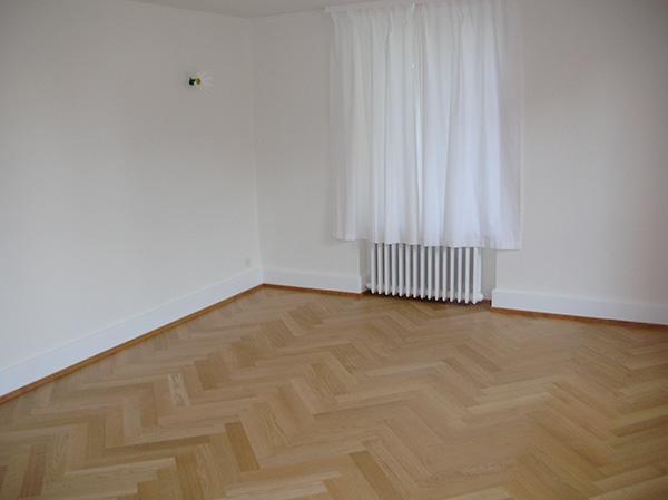 der zinkenbiber news parkettboden verlegt in fischgr t. Black Bedroom Furniture Sets. Home Design Ideas
